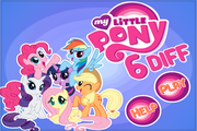 Игра My Little Pony 6 Diff