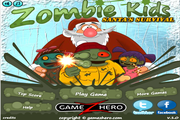 Zombies kids : Santa's survival