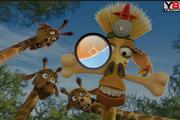 Мадакаскар: Найти Алекса