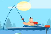 Игра Gone Fishing