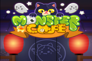 Игра Monster Cafe