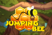 Игра Jumping Bee