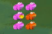 Играть Paint the Frog