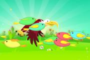 Игра Bird Zap