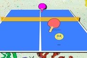 Table Tennis Spongebob