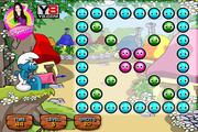 Играть Smurf Balls Adventure