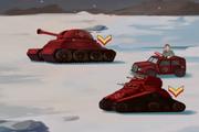 Игра Tank Battle: War Commander