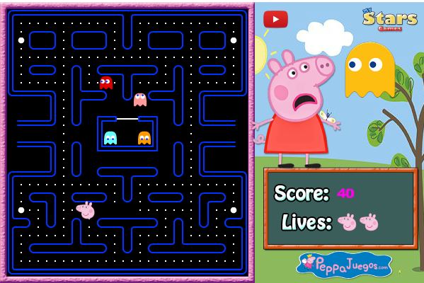 Peppa Pig Pac-Man