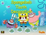 Игра SpongeBob Tooth Decoration