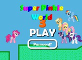 Играть Super Pinkie World 3