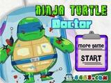 Игра Ninja Turtle Doctor