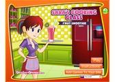 Играть Sara's Cooking Class:Fruit Smoothie