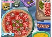 Играть Homemade Pizza