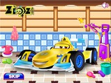 Игра Racing Car Wash