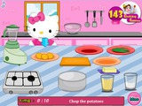 Игра Hello Kitty Leek And Potato Soup
