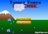 Играть Turret Tower Defense