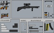 Играть Make a Gun