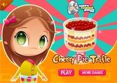 Cherry Pie Trifle