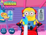 Играть Minion Eye Care