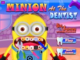 Играть Minion at the Dentist