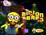 Игра Minion Beard Salon