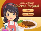 How To Make Chicken Teriyaki
