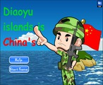 Diaoyu islands is China's