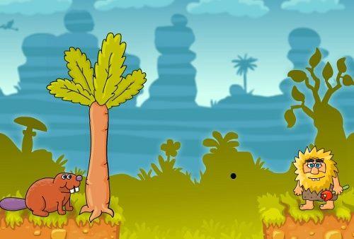 скриншот игры Адам и Ева