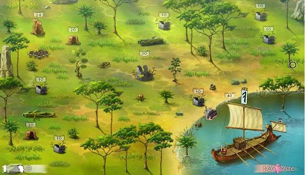 геймплей войны цивилизаций