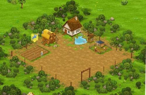 флеш игра ферма