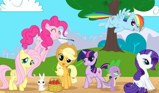 Дружба это чудо картинка с пони