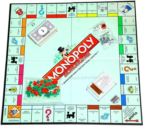 Классическая Монополия (с уточкой)
