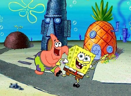 Спанч Боб и Патрик