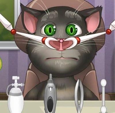 Кот Том у хирурга