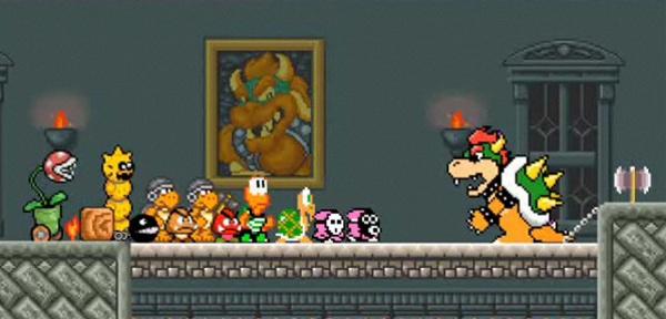 основные враги Марио